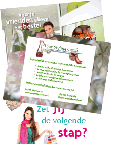 flyer ontwerp Dtp Diva