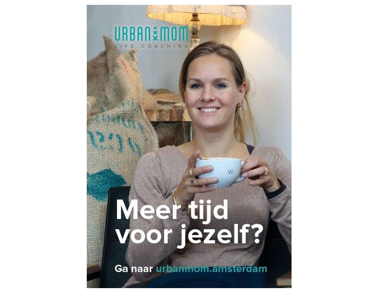 Kaart ontwerp Amsterdam | Personal Branding Amsterdam