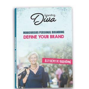 pdf bij gratis minicursus Define your brand