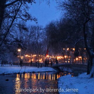 Winter in Amsterdam #dowhatyoulove #friends